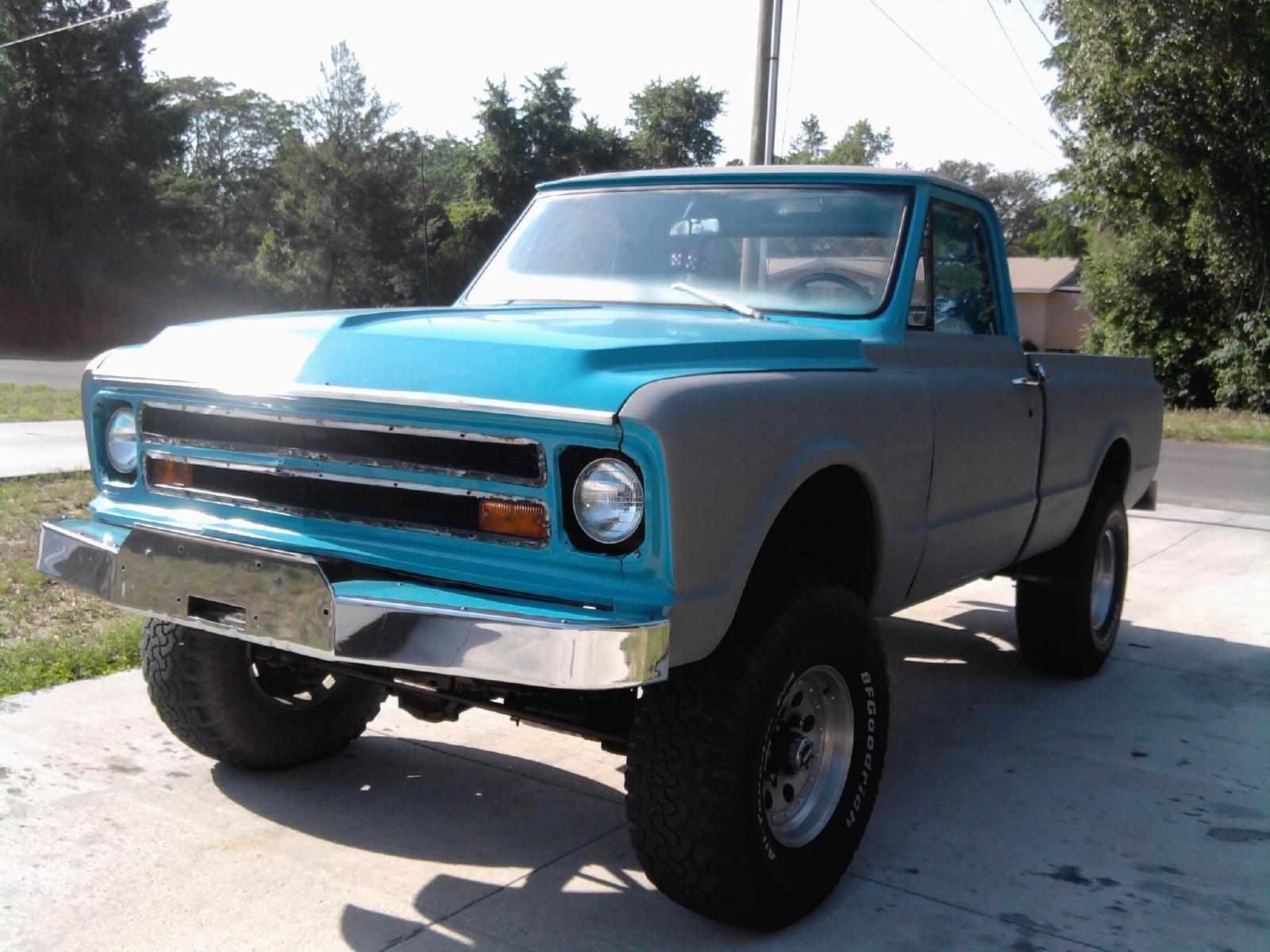 Another Hotrodude88 1967 Chevrolet C/K Pick-Up post... - 13021009