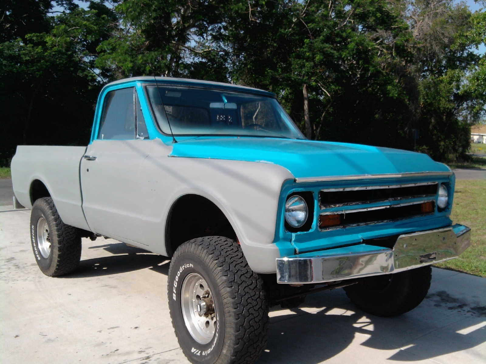 Another Hotrodude88 1967 Chevrolet C/K Pick-Up post... - 13021010