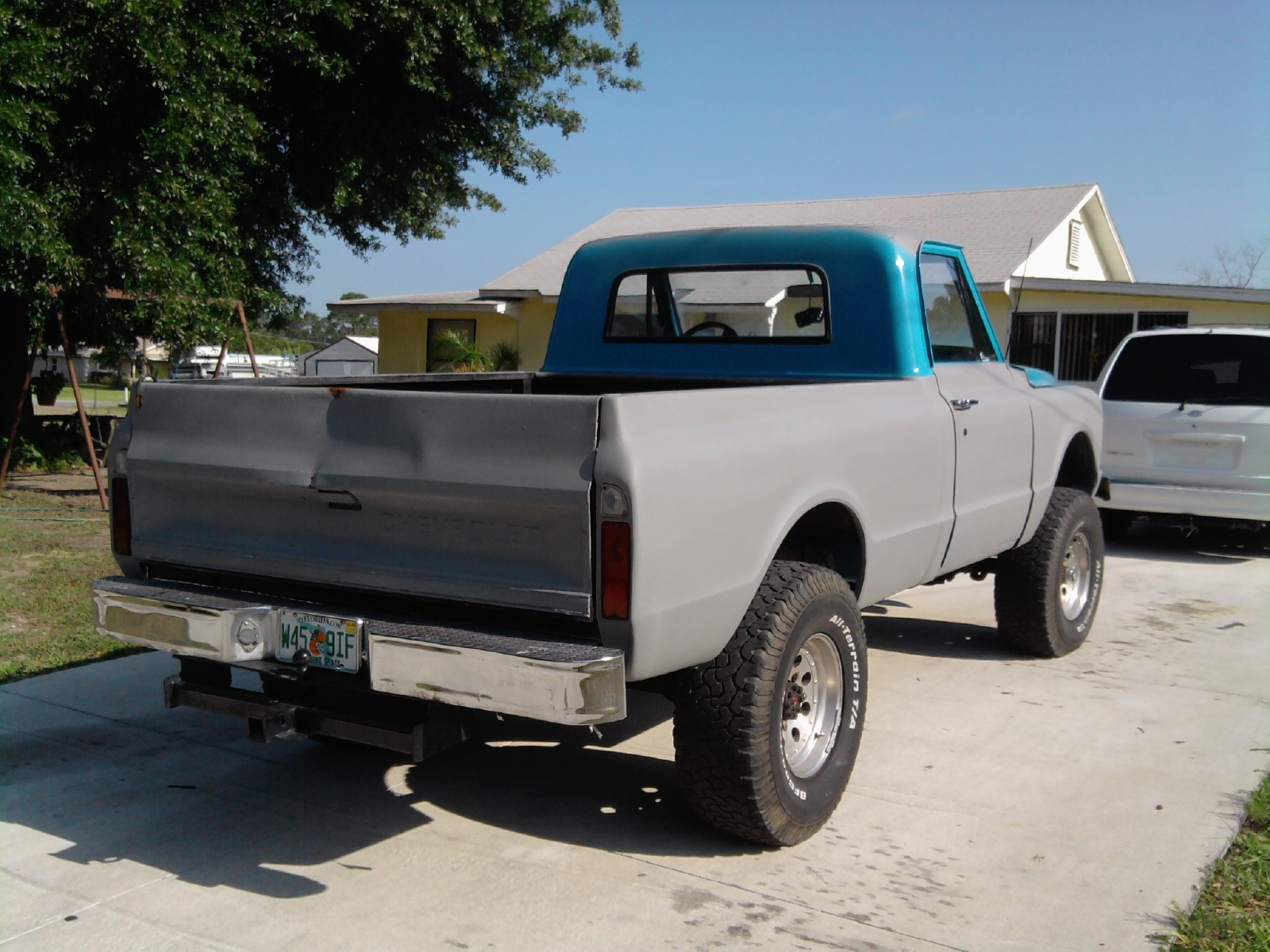 Another Hotrodude88 1967 Chevrolet C/K Pick-Up post... - 13021011