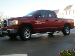 06DodgeRam1500s 2006 Dodge Ram 1500 Quad Cab