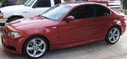 BMW135is 2008 BMW 1-Series