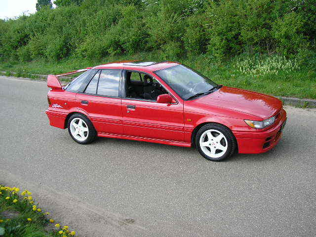Another vtbaby 1991 Mitsubishi Lancer post... - 13023574