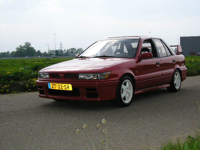 Another vtbaby 1991 Mitsubishi Lancer post... - 13023575