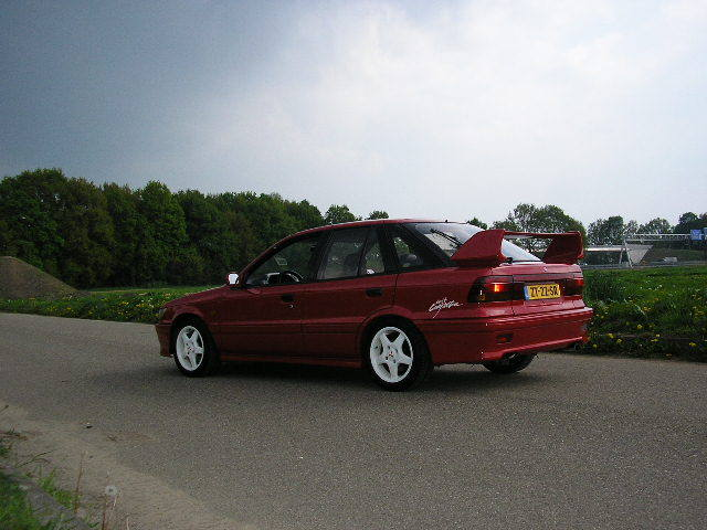 Another vtbaby 1991 Mitsubishi Lancer post... - 13023577