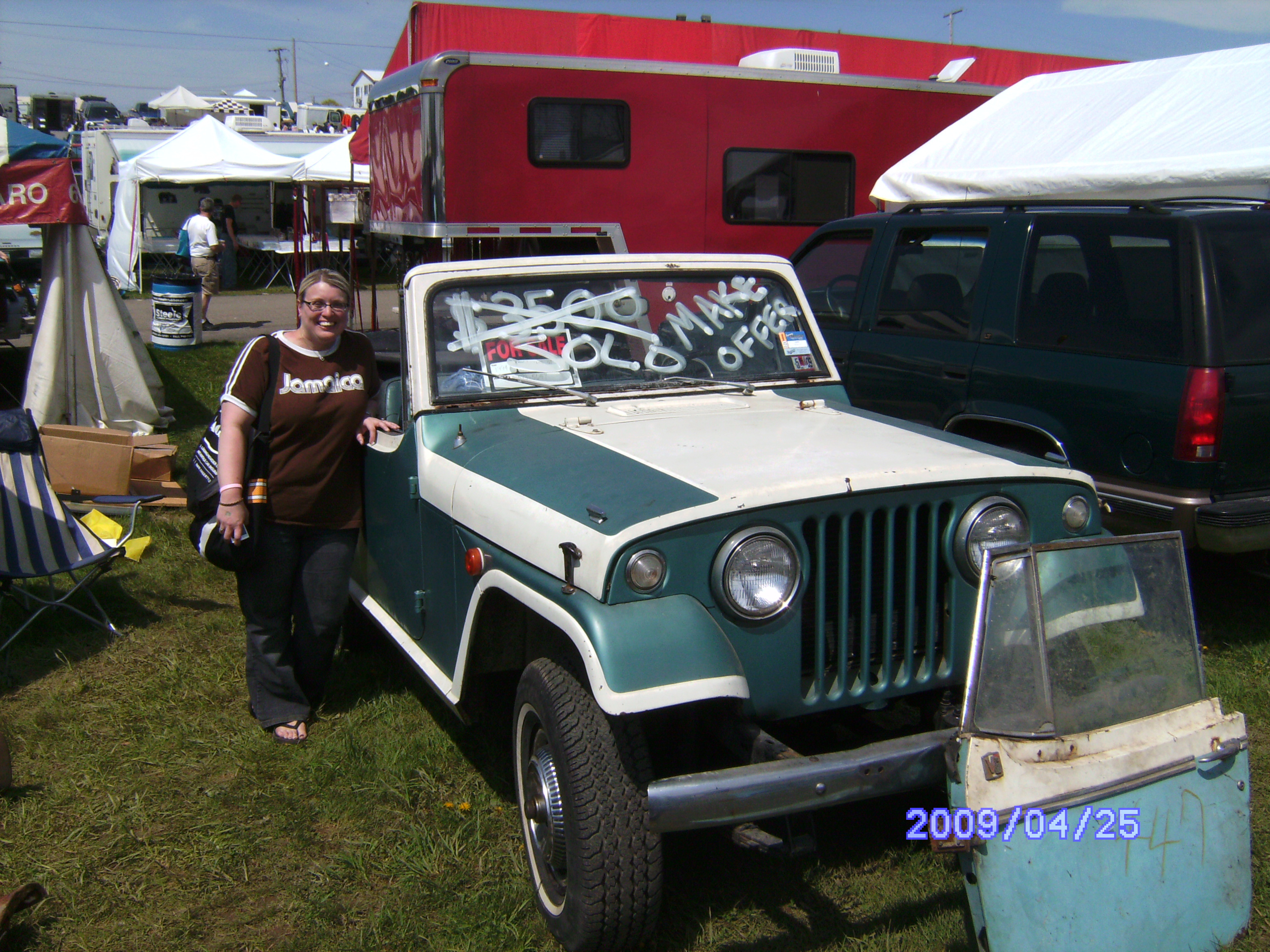 JennyX 1968 Jeep Commando 13022514