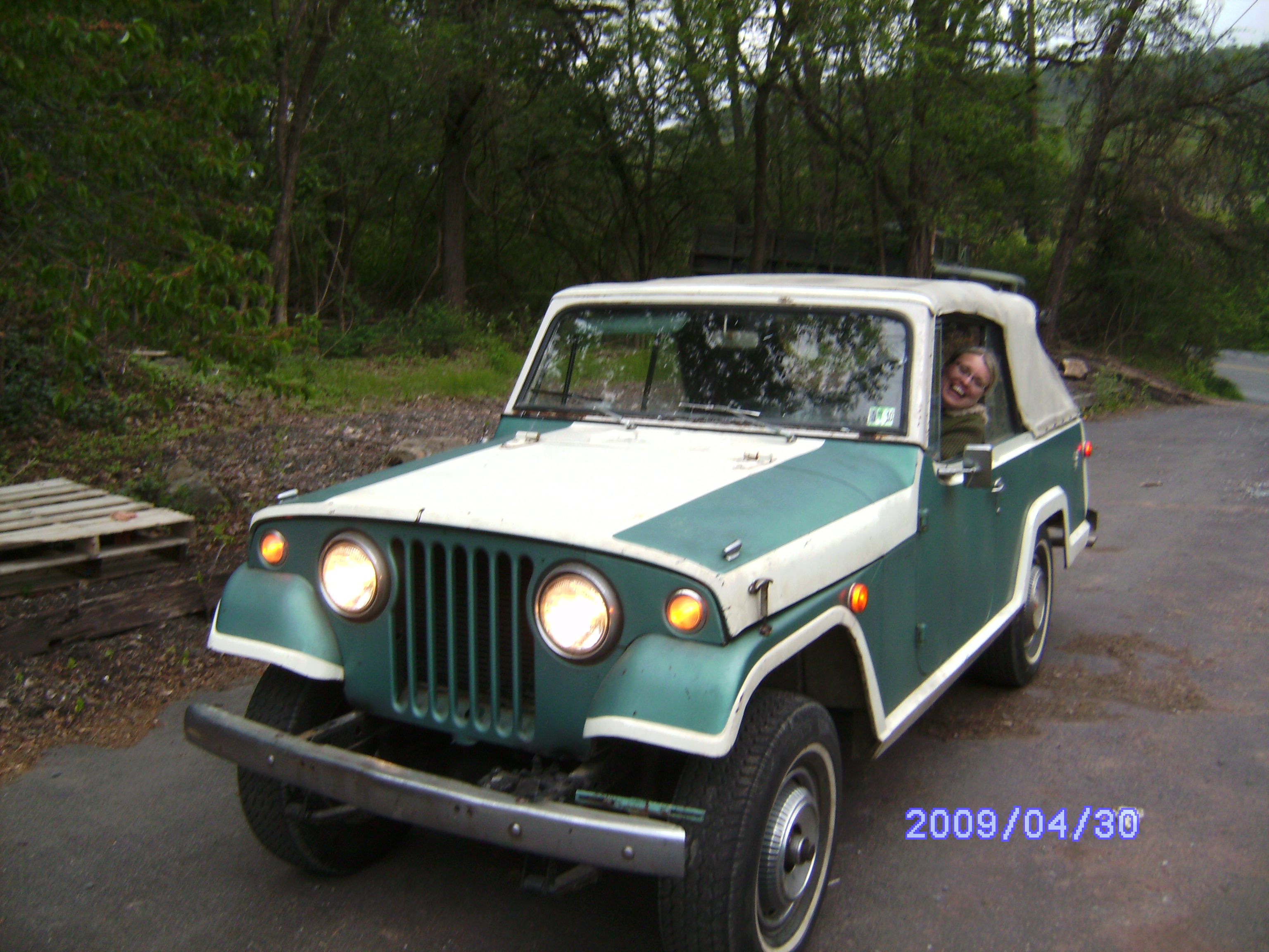 JennyX 1968 Jeep Commando 13022517