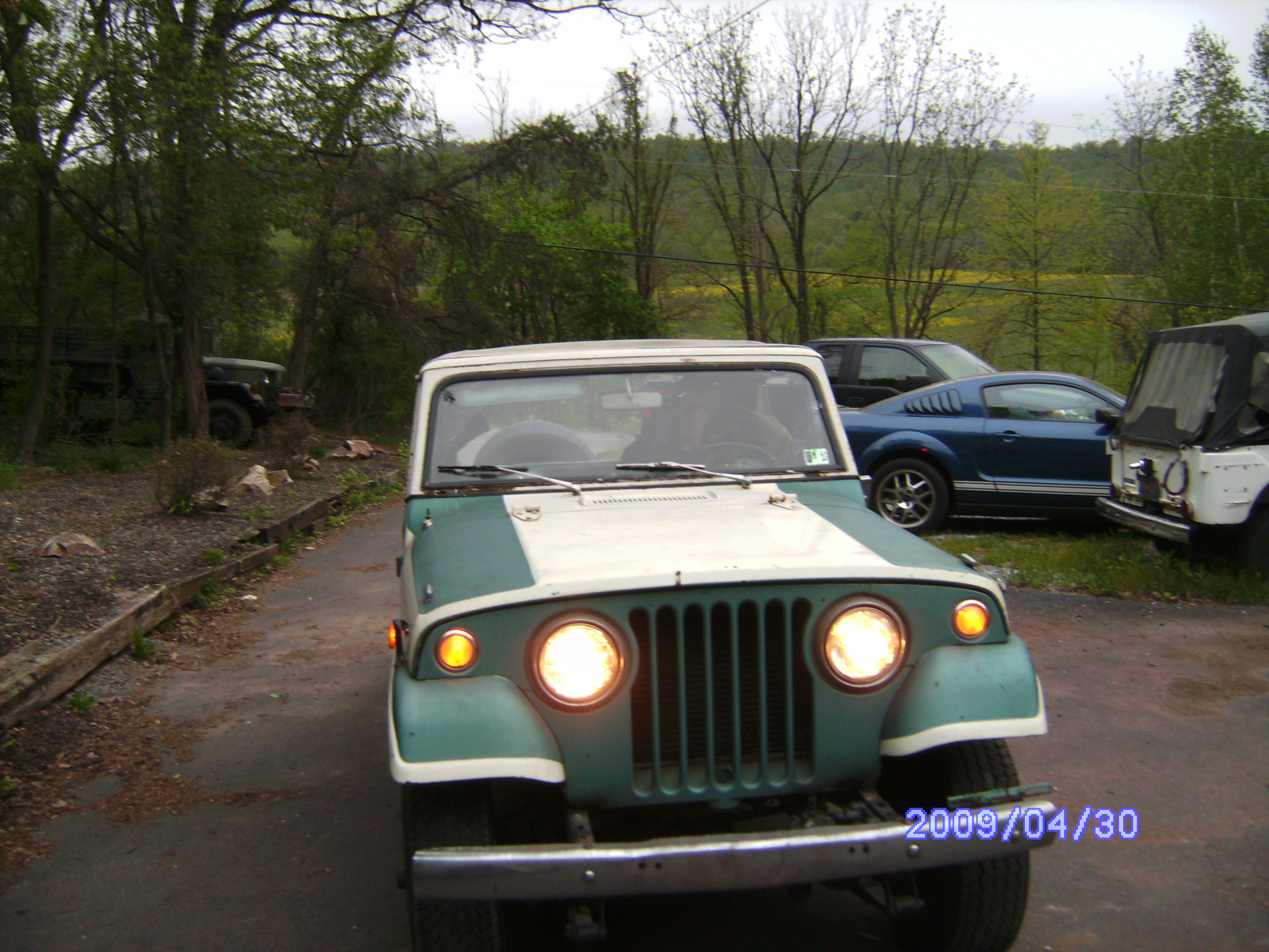 JennyX 1968 Jeep Commando 13022518