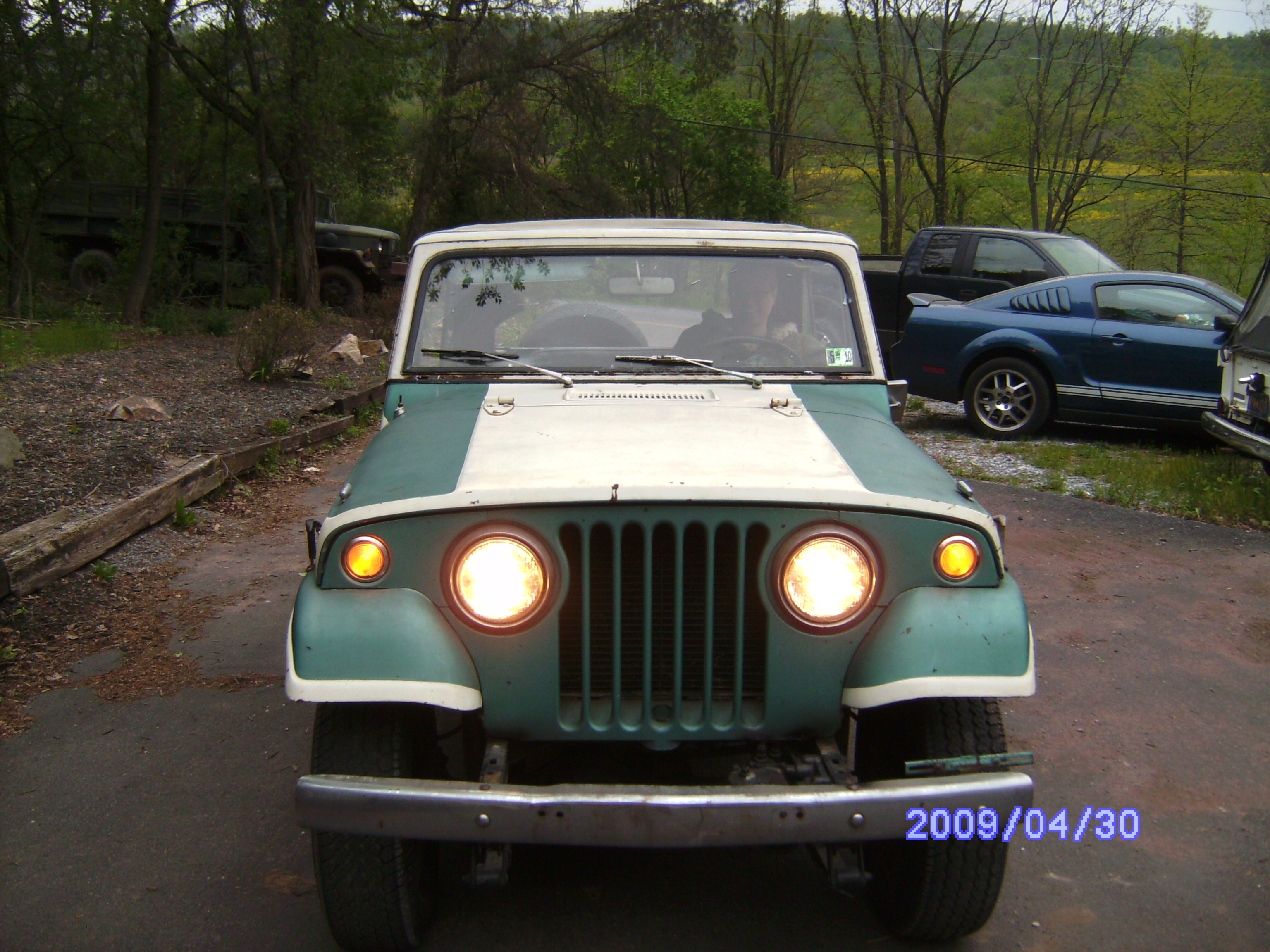 JennyX 1968 Jeep Commando 13022528