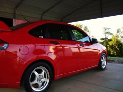 safreed09s 2008 Ford Focus