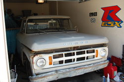 1969 Dodge D150 Club Cab