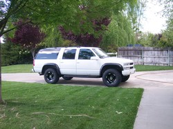SuburbanPirate 1996 Chevrolet Suburban 2500