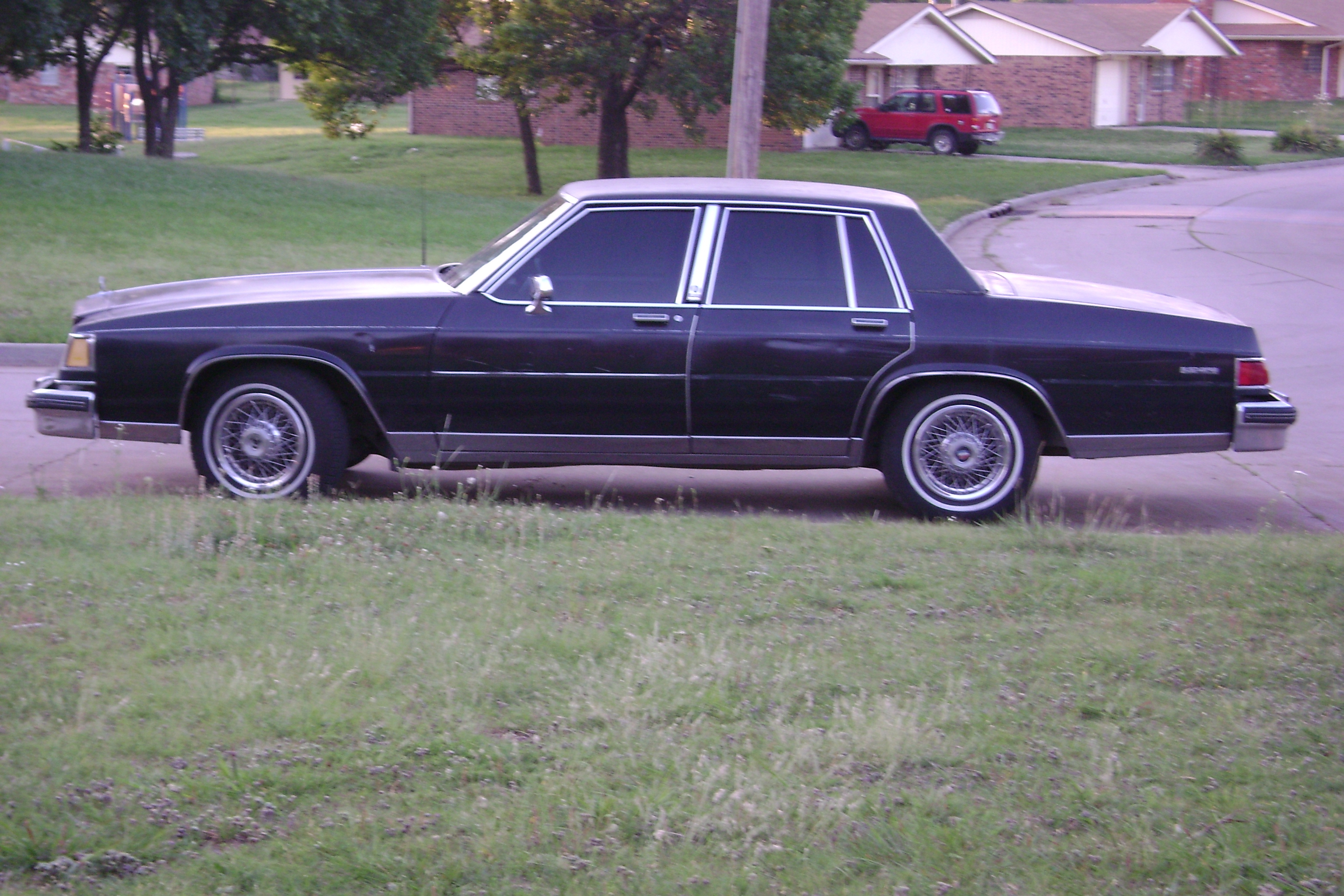 Original on 1985 Buick Lesabre Specs