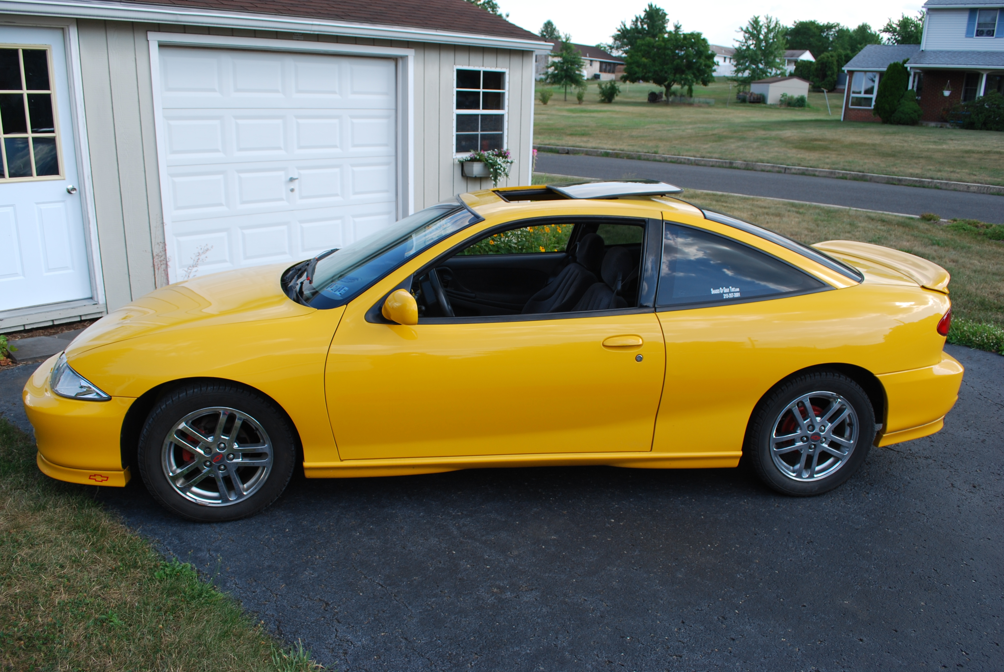 Another 1yellowcav 2002 Chevrolet Cavalier post... - 15324871
