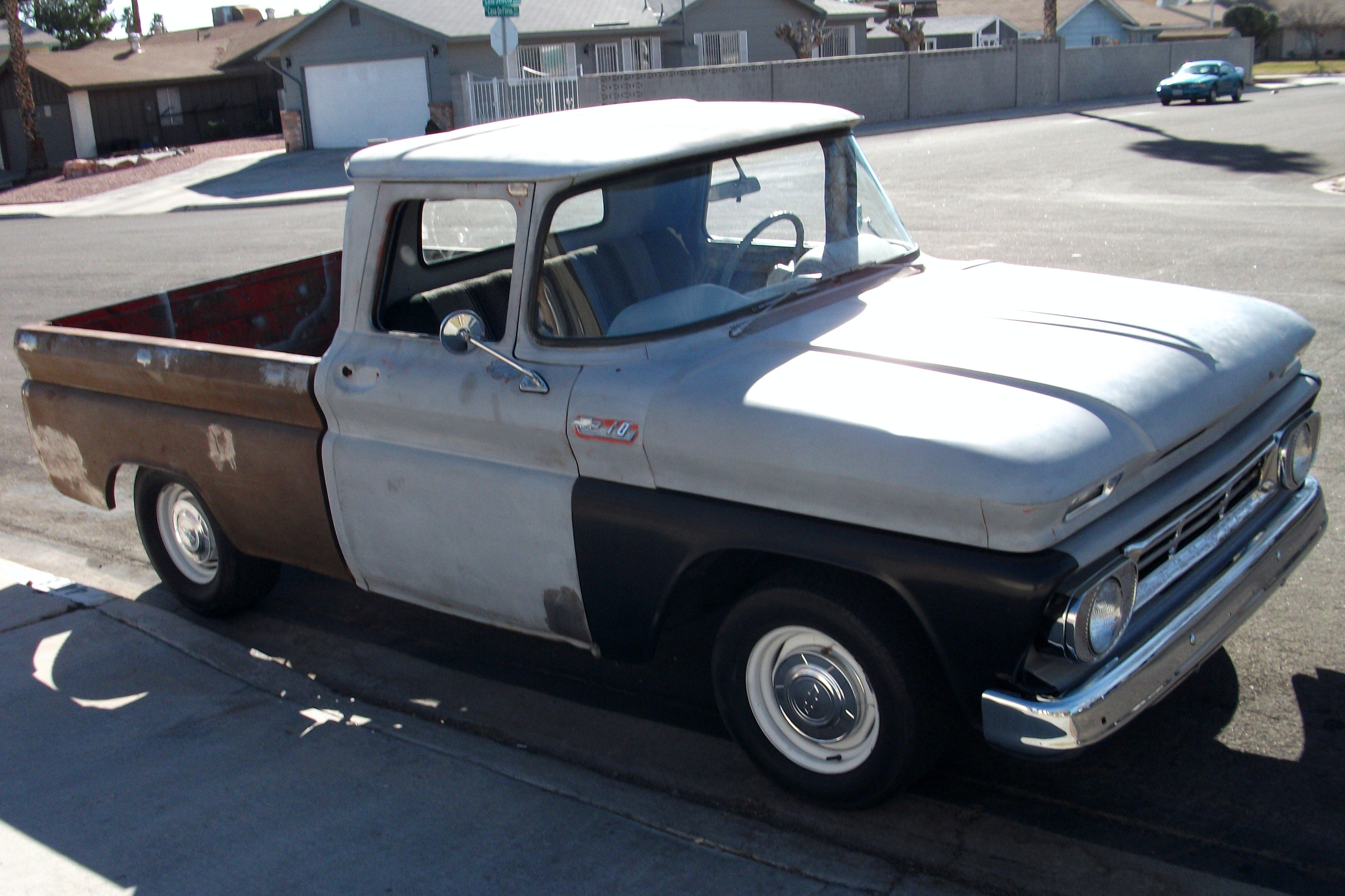 LVPhotos 1962 Chevrolet C/K Pick-Up