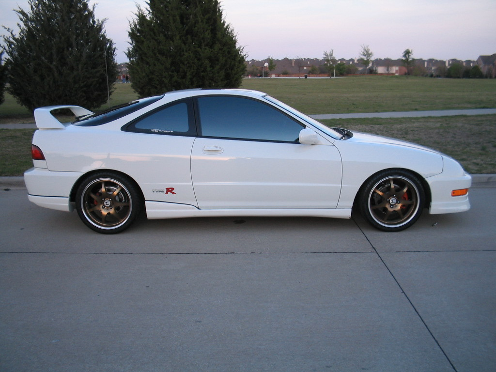 Another LEGEND Acura Integra Post Photo - Acura integra type r side skirts