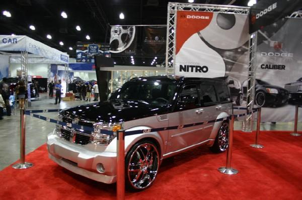 SICK-WIT-IT 2007 Dodge Nitro