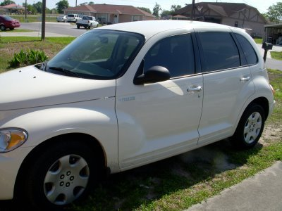 cybergypsy 2006 Chrysler PT Cruiser