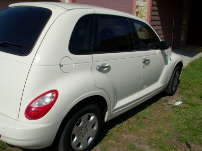 Another cybergypsy 2006 Chrysler PT Cruiser post... - 13050757