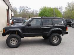 XJontherokss 1999 Jeep Cherokee