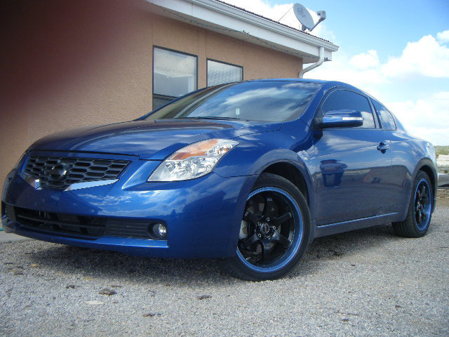Blackteam02 2008 Nissan Altima Specs Photos Modification