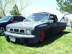 Dj_Hentais 1995 Nissan D21 Pick-Up