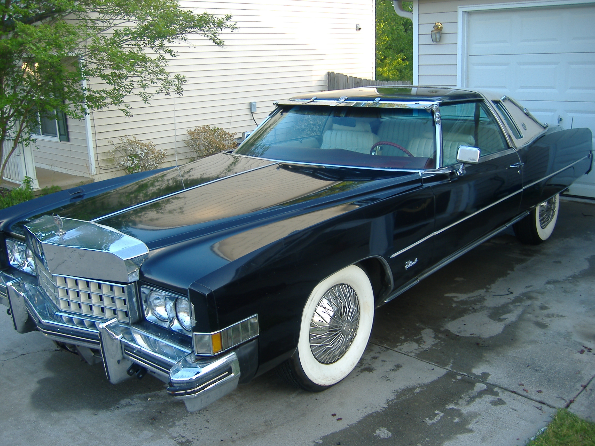 priest73superfly's 1973 Cadillac Eldorado