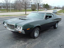 grubsmacks 1972 Ford Gran Torino