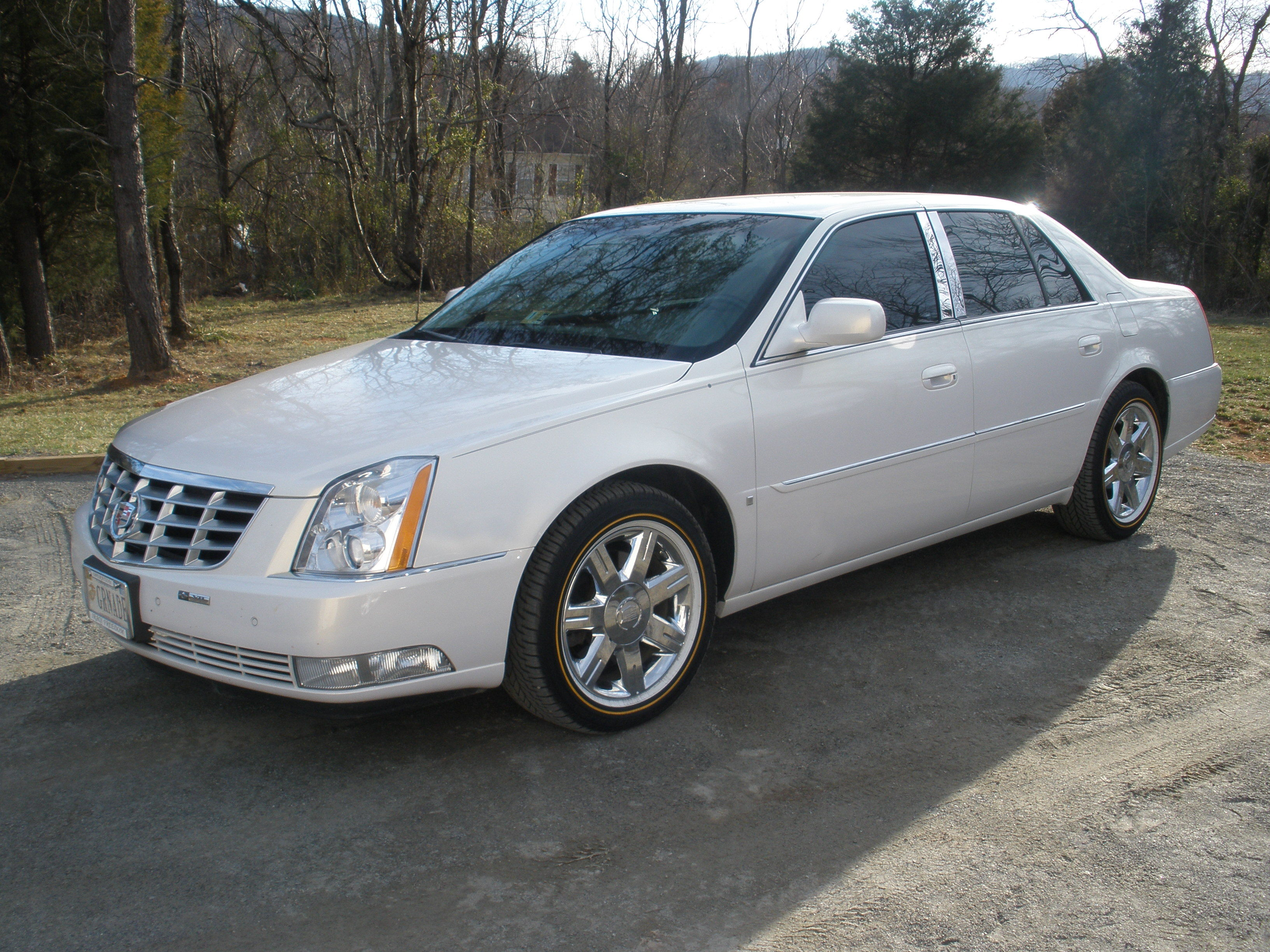 Sadler7208 2008 Cadillac Dts Specs Photos Modification