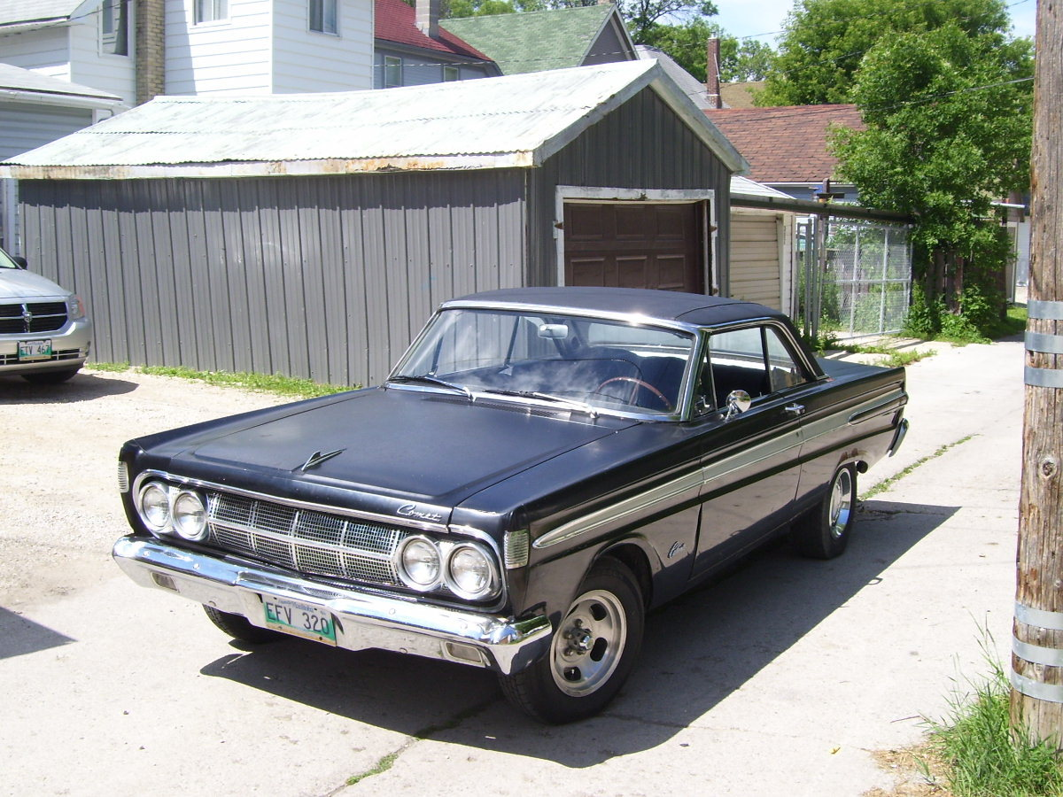 TysonY 1964 Mercury Comet Specs, Photos, Modification Info