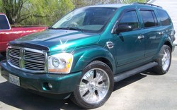 DjReadyReds 2004 Dodge Durango