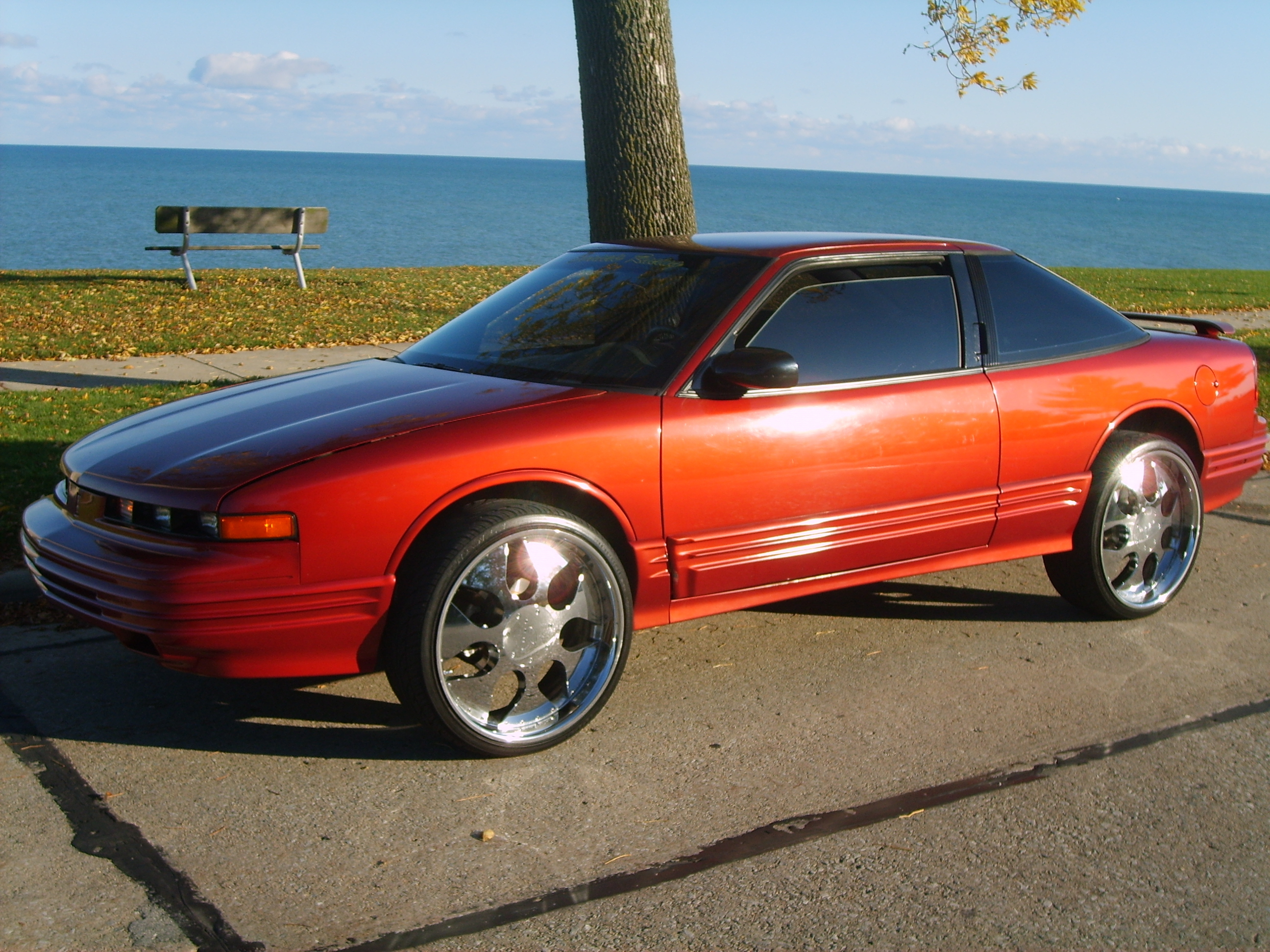 Another Annaed 1997 Oldsmobile Cutlass post... - 13122262