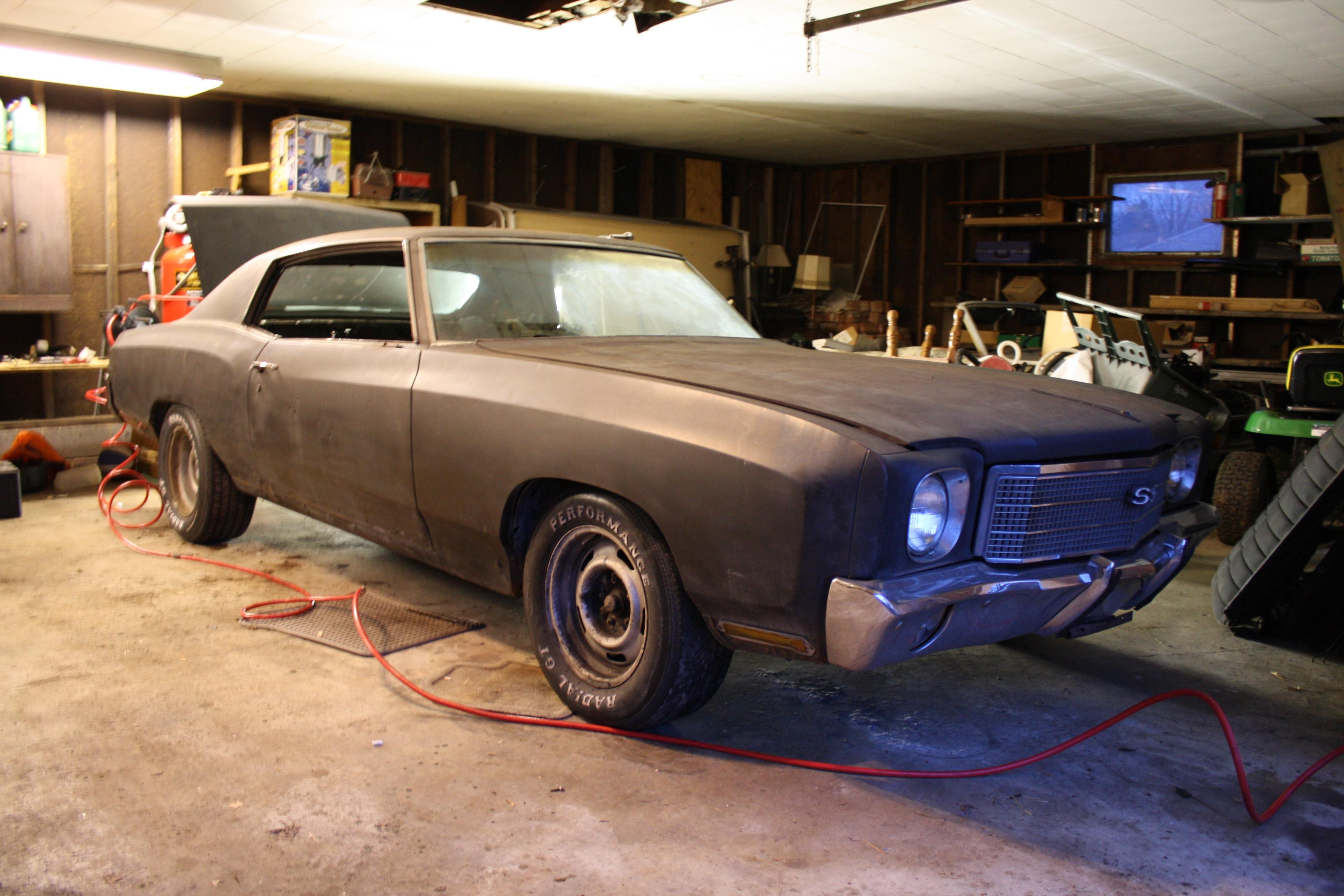 Another DeathSlinger00 1970 Chevrolet Monte Carlo post... - 13028792
