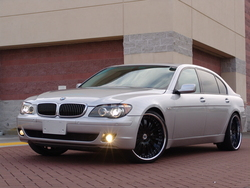 BaLLn_Is_A_HaBiTs 2008 BMW 7 Series