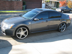 HUKITUPs 2008 Nissan Maxima