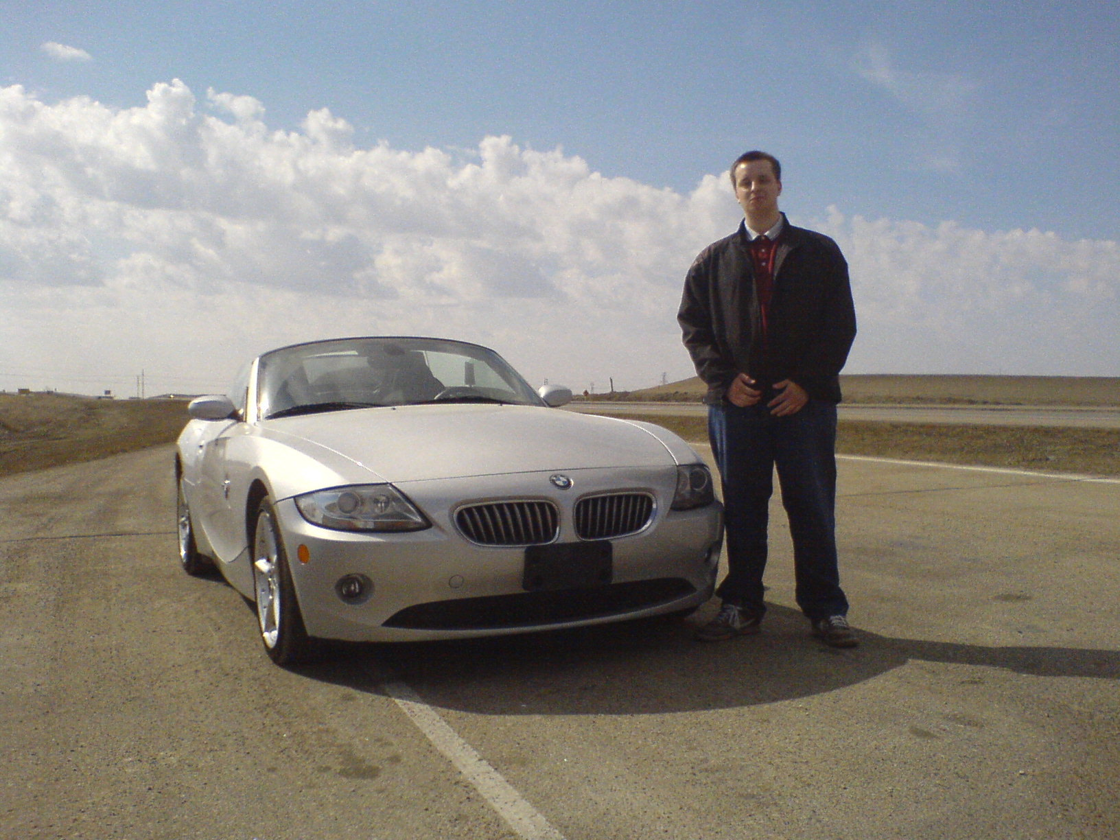 CarBoss 2005 BMW Z4