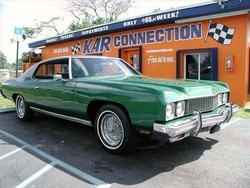 CMOSTKSs 1973 Chevrolet Caprice
