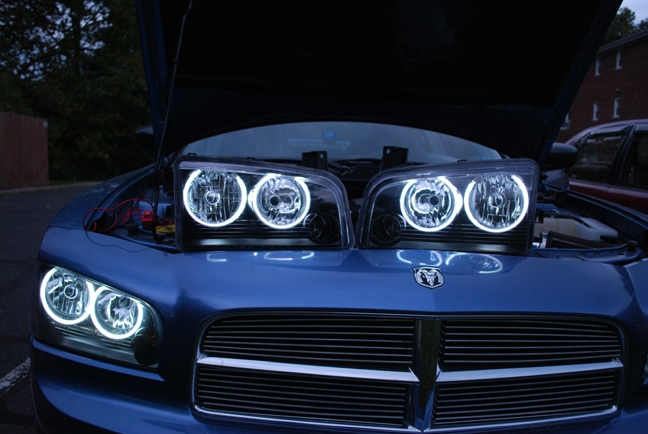 Hydro Charger 2007 Dodge Charger Specs Photos Modification Info At