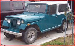 daheepster 1970 Jeep Commando