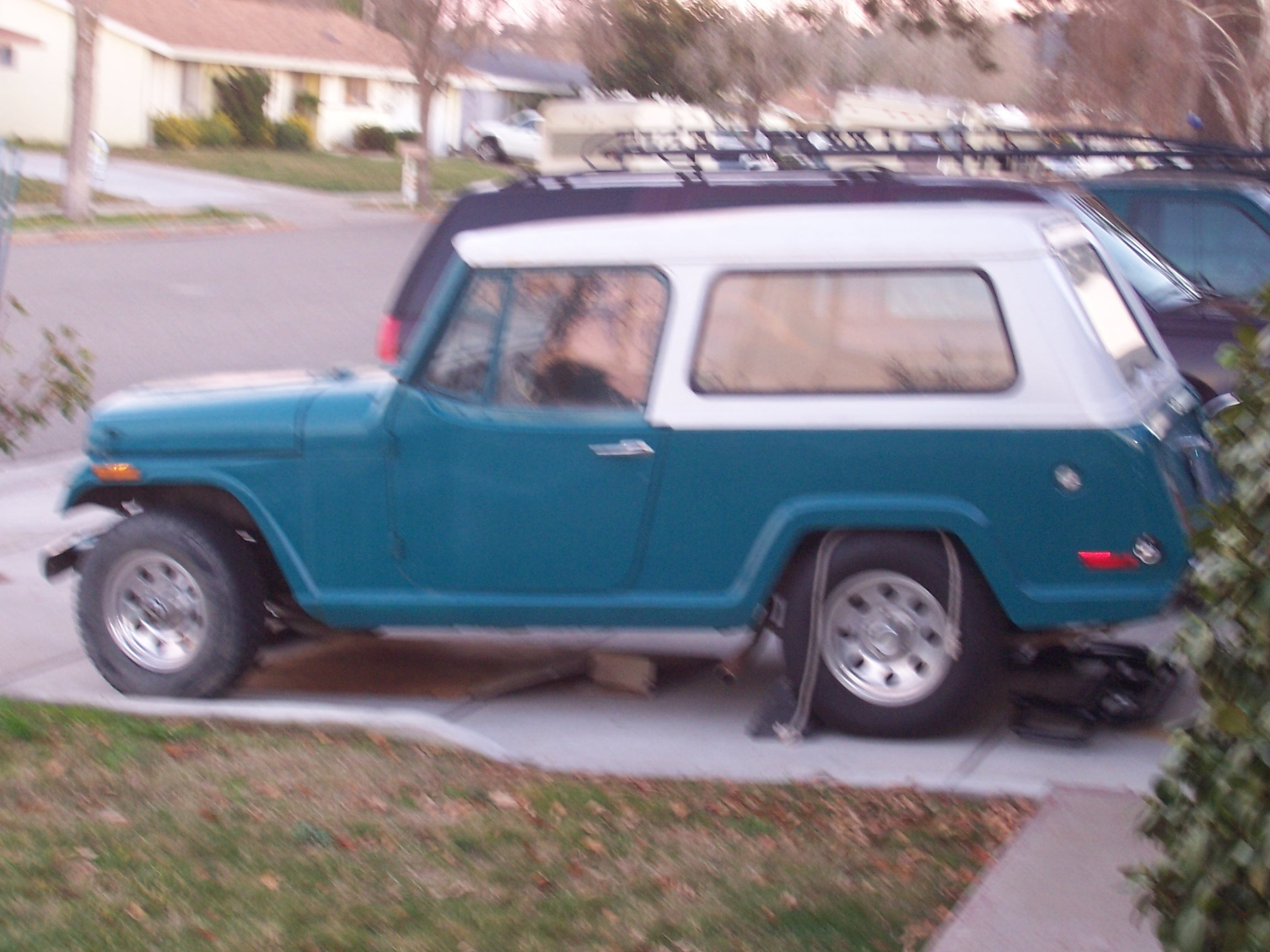 daheepster 1970 Jeep Commando Specs, Photos, Modification ...