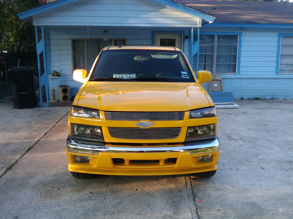 colorado_on24s's 2005 Chevrolet Colorado Regular Cab