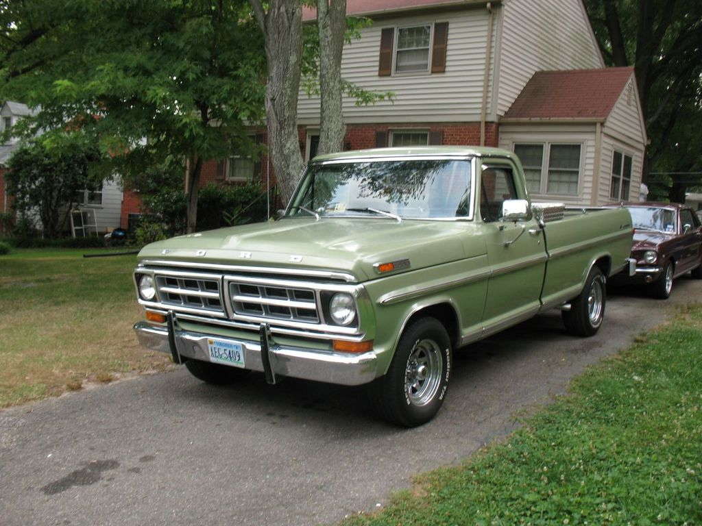 1972 Ford F100 Exhaust System : Another vaf ford f regular cab post