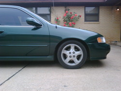 Usedgoldfishs 1998 Nissan Sentra