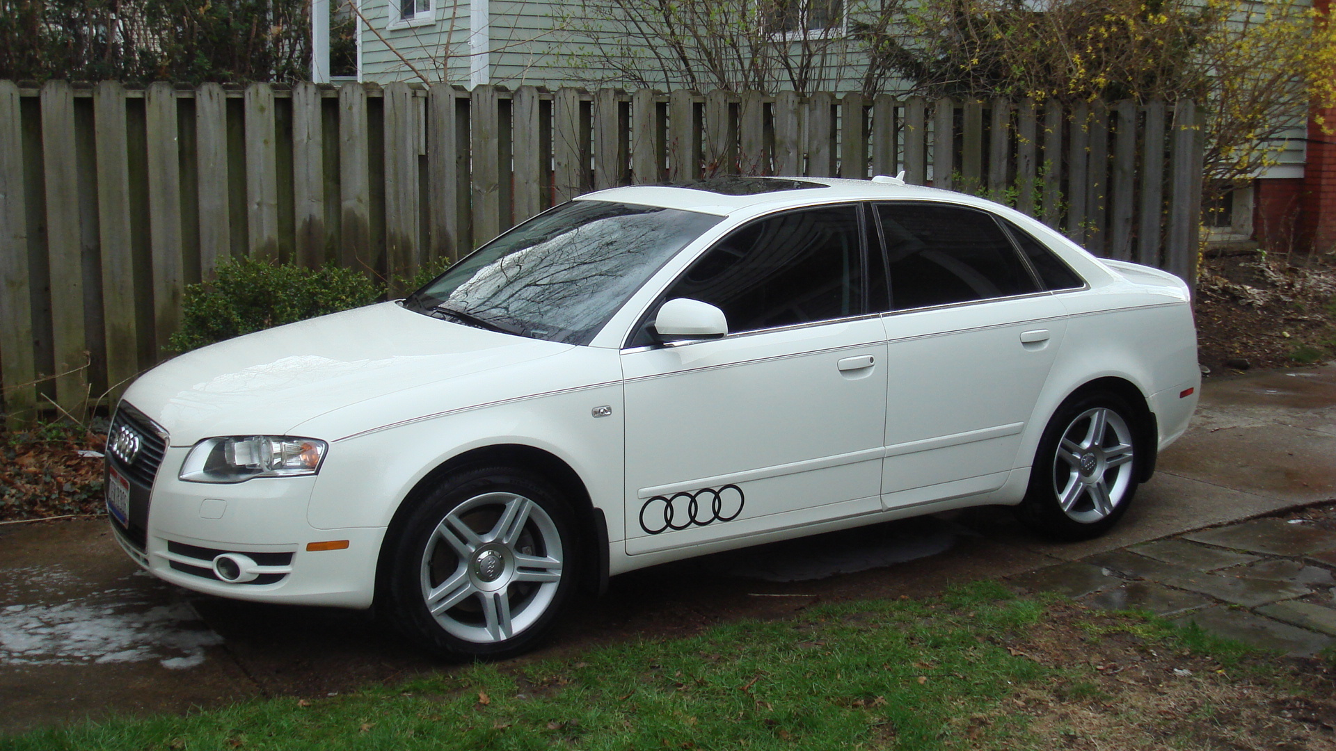 ohood 2006 audi a4 specs photos modification info at cardomain. Black Bedroom Furniture Sets. Home Design Ideas