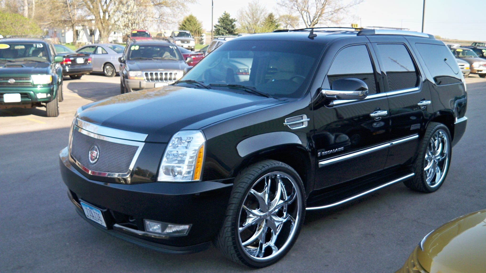 orange26s 2007 Cadillac Escalade Specs, Photos, Modification Info at