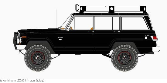 Another 8UP4JEEPS 1986 Jeep Grand Wagoneer post... - 13034270
