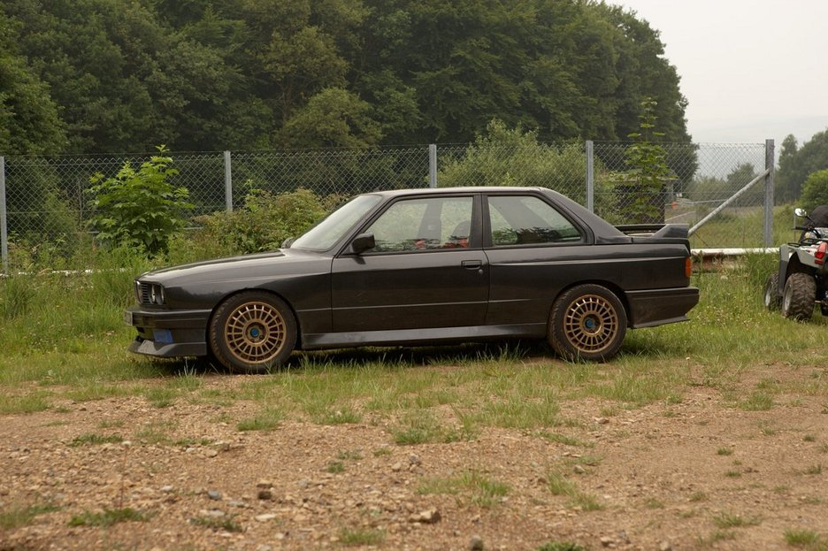 Gpo00 1984 BMW M3 Specs, Photos, Modification Info At