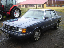 AsmundurS 1988 Dodge Aries