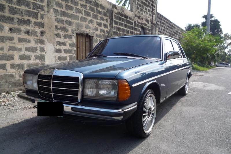 Oldfred 1980 mercedes benz e class specs photos for 1980s mercedes benz