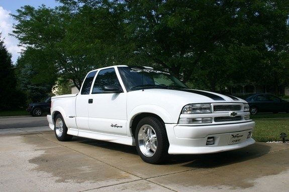 Cadman S10 2003 Chevrolet S10 Regular Cab Specs Photos
