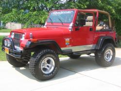 Tippett107s 1994 Jeep Wrangler